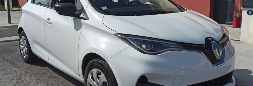 Renault Zoe d'occasion